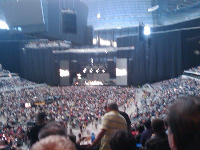 Paul McCartney at Cowboys Stadium